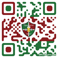 QR code with logo 28wh0