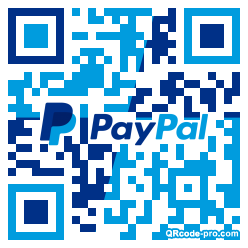 QR code with logo 28xL0