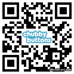 QR code with logo 28yP0