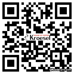 QR code with logo 29040