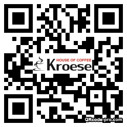 QR code with logo 29050