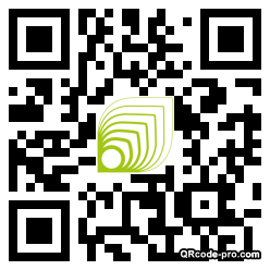 QR code with logo 291J0