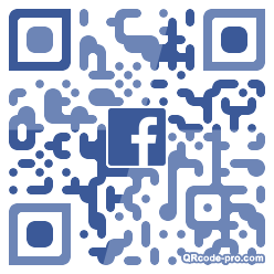 QR code with logo 291x0