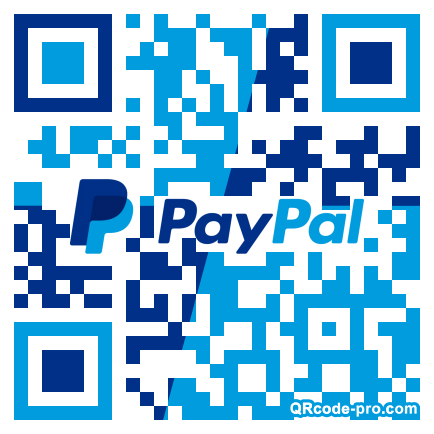 QR code with logo 295Z0