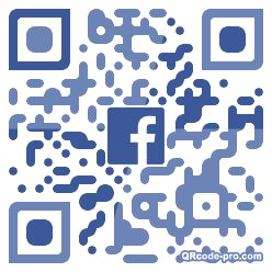 QR code with logo 29610