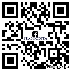 QR code with logo 29720
