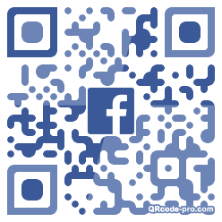 QR code with logo 298K0