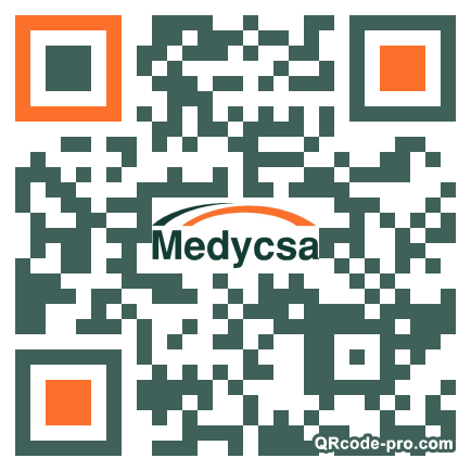 QR code with logo 29Bl0
