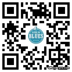 QR code with logo 29Hj0