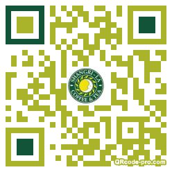 QR code with logo 29VR0
