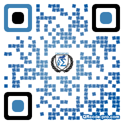 QR code with logo 29Z10