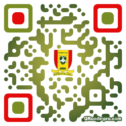 QR code with logo 29be0