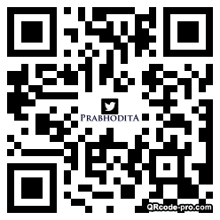 QR code with logo 29cP0