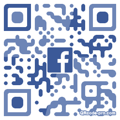 QR code with logo 29dL0