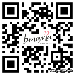 QR code with logo 29k40