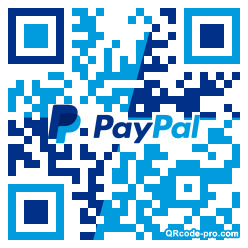 QR code with logo 29om0