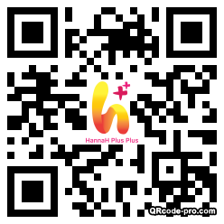 QR code with logo 29sh0