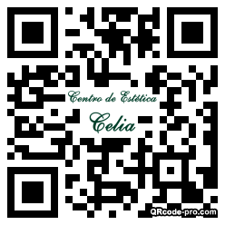 QR code with logo 29tp0