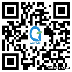 QR code with logo 29yv0