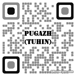 QR code with logo 2A2M0