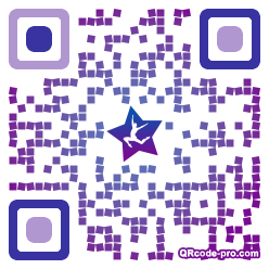 QR code with logo 2A3R0
