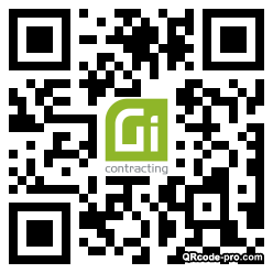 QR code with logo 2AIe0