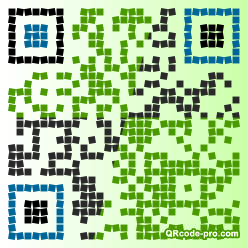 QR code with logo 2ANx0