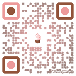 QR code with logo 2AcQ0