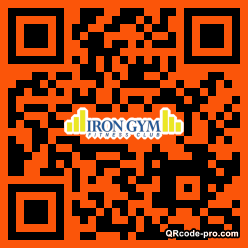 QR code with logo 2Ad20