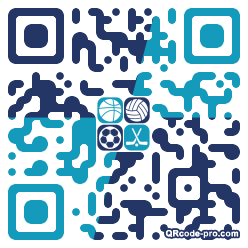 QR code with logo 2AiI0