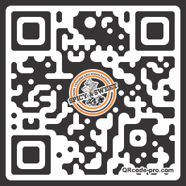 QR code with logo 2AjH0