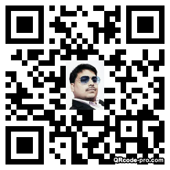 QR code with logo 2B2J0
