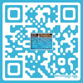 QR code with logo 2B9V0