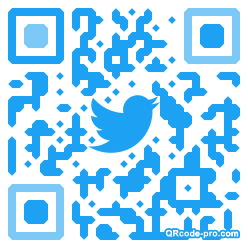 QR code with logo 2BFE0