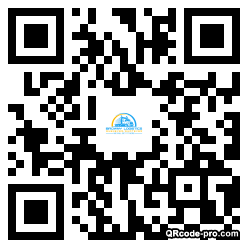 QR code with logo 2BP10