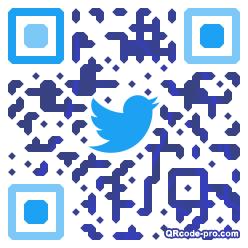 QR code with logo 2BgM0