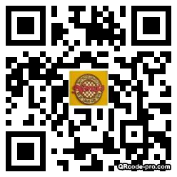 QR code with logo 2Bix0