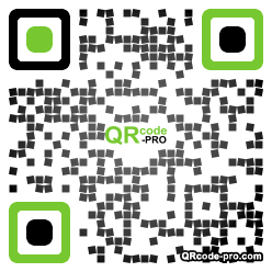 QR code with logo 2Bj80