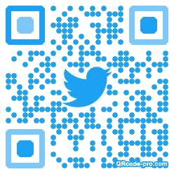 QR code with logo 2CG20
