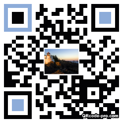 QR code with logo 2CLw0