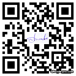 QR code with logo 2CY90