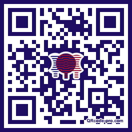 QR code with logo 2Cd00