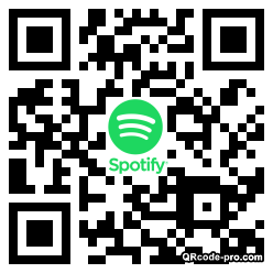 QR code with logo 2CoY0