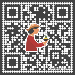 QR code with logo 2CtC0