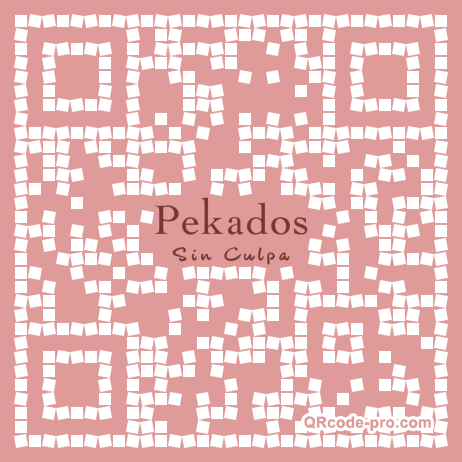 QR code with logo 2CuP0