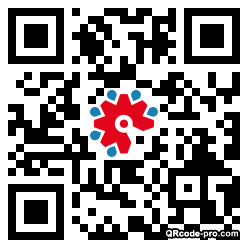 QR code with logo 2D3M0