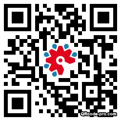 QR code with logo 2D3N0