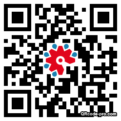 QR code with logo 2D3O0