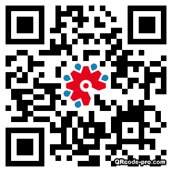 QR code with logo 2D3W0
