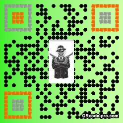 Designo del Codice QR 2D3h0